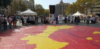 El Correllengua a Barcelona el 2016