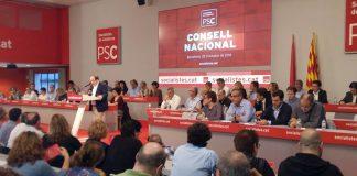 Consell Nacional del PSC | PSC