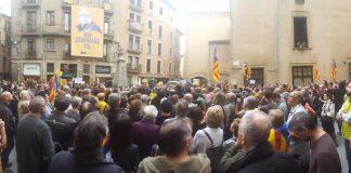 Concentració de suport a Joan Coma (Fotografia: La_castillón)