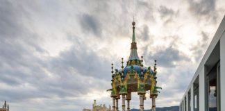 El templet de la Rotonda (Fotografia: Núñez i Navarro)