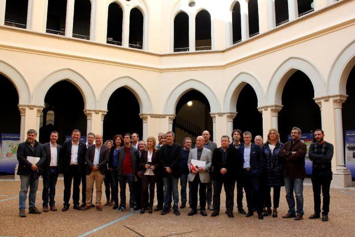 Reunió de l'Executiva de l'AMI a Tarragona | AMI