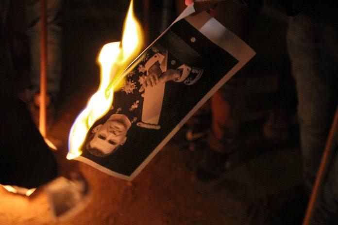 Crema de fotos del Rei | CUP Cardedeu