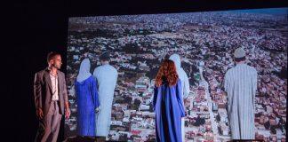 Nador és un espectacle basat en la l'obra literària de Laila Karrouch, una escriptora catalana d'origen amazic