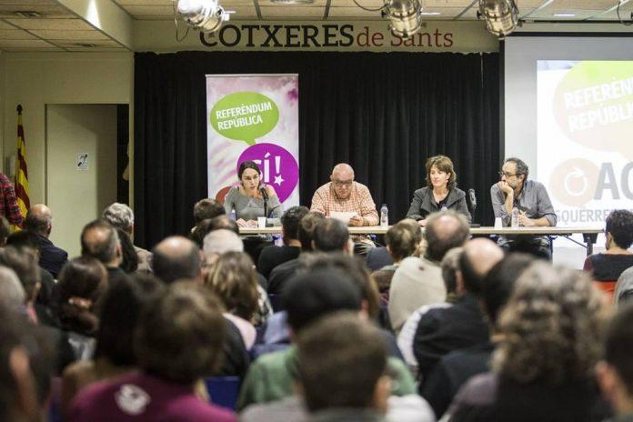 Presentació de la campanya pel 'Sí' d'Esquerres per la Independència | Esquerres per la Independència