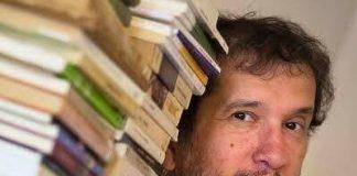 Joan-Lluís Lluís. Imatge d'en Víctor P. de Obanos @el_fotograf.
