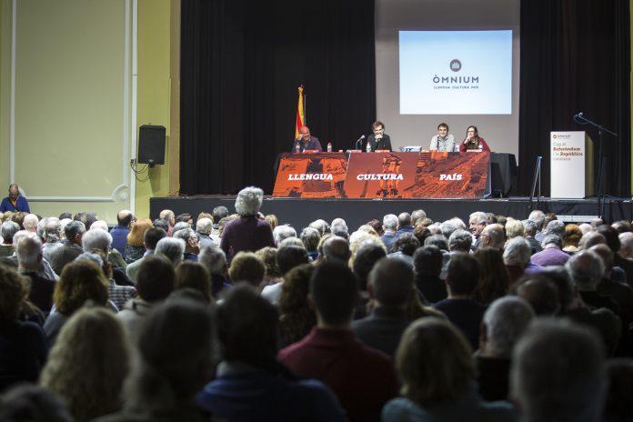 Assemblea general d'Òmnium Cultural | Òmniumº