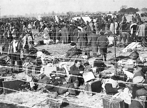 El camp de refugiats d'Argelers (1939)
