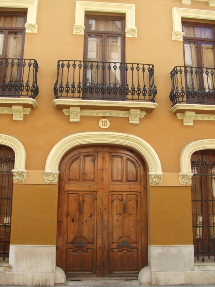 Casa Joan Fuster / Fotografía: Marià Pérez Claver
