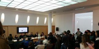 """Presentació del manifest """"Més TV3!"""""""