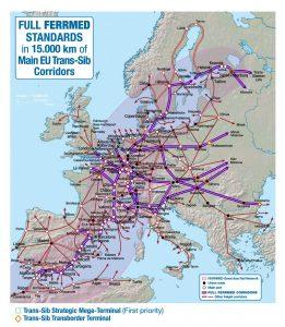 Figura 1 Mapa Standards