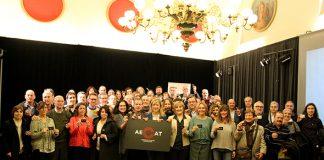 Càrrecs electes a la presentació de l'AECAT al Garraf, l'Alt Penedès i Baix Penedès | AMI