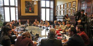 Reunió de la Mesa i la Junta de Portaveus del Parlament de Catalunya d'aquest dimarts | Parlament de Catalunya