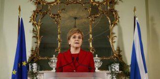 Nicola Sturgeon, primera ministra d'Escòcia
