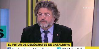 Toni Castellà participant als Matins de TV3