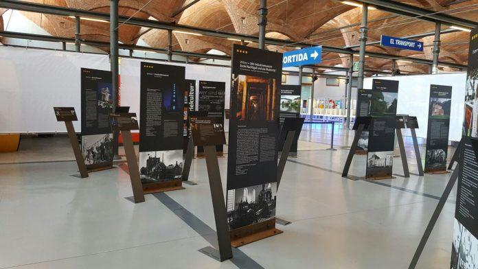 Interior de l'exposició al mNACTEC (Terrassa) | Àlex Susanna