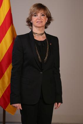 Meritxell Borràs, consellera de Governació | Govern de Catalunya