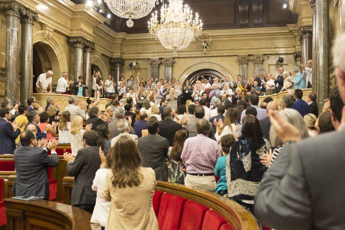 El Parlament aprova per unanimitat la llei que declara nuls els judicis franquistes | Parlament de Catalunya