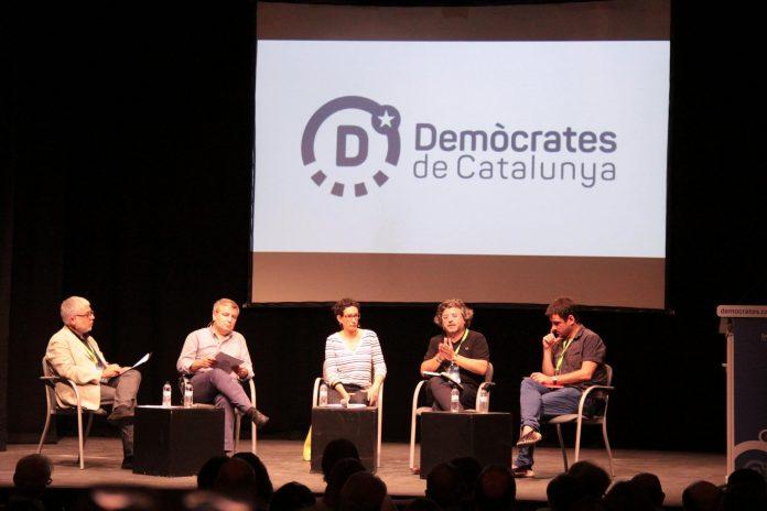 Taula de debat amb Toni Castellà, Marta Rovira, Jordi Xuclà i Lluc Salellas | Demòcrates de Catalunya