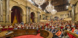 Sessió del Parlament de Catalunya | Parlament de Catalunya