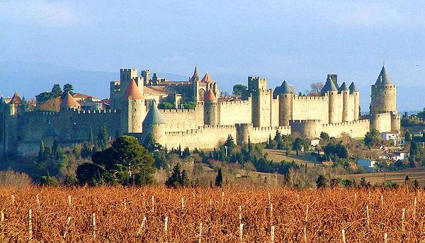 Castell de Carcassona