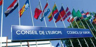 Consell d'Europa a Estrasburg