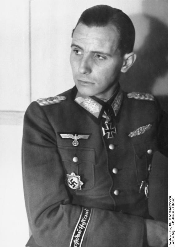Otto Ernst Remer | German Federal Archive