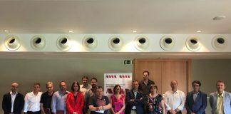 Reunió del consell directiu de l'AMI al Museu del Ter de Manlleu | AMI