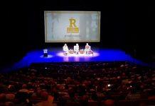 Moment de la convenció de 'Primàries per la República' de dissabte al Teatre Auditori de Granollers   Primàries per la República