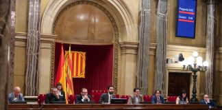 El Ple farà dimecres el debat monogràfic sobre la priorització de l'agenda social i la recuperació de la convivència | Parlament de Catalunya. 2018