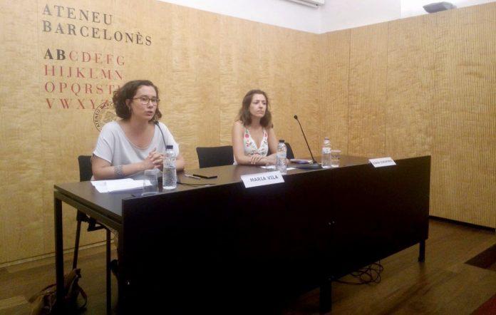 Roda de premsa d'aquest dimecres de Primàries Barcelona per presentar els detalls dels comicis electorals | Primàries Barcelona