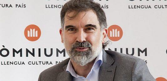 Jordi Cuixart, president d'Òmnium Cultural