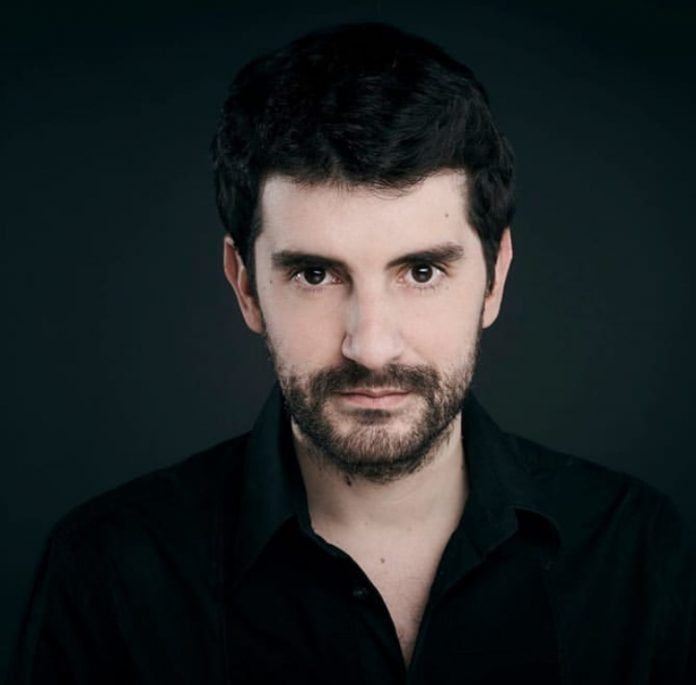 Marc Artigau, guanyador del Premi Josep Pla 2019