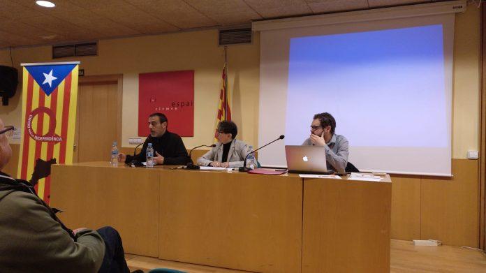 Primera assemblea d'Units per la Independència al CIEMEN | Units per la Independència