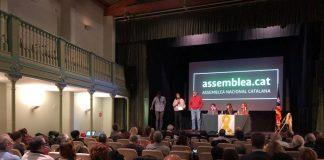 Secretariat Nacional de l'Assemblea reunit en un Ple ordinari a Sant Boi de Llobregat | ANC