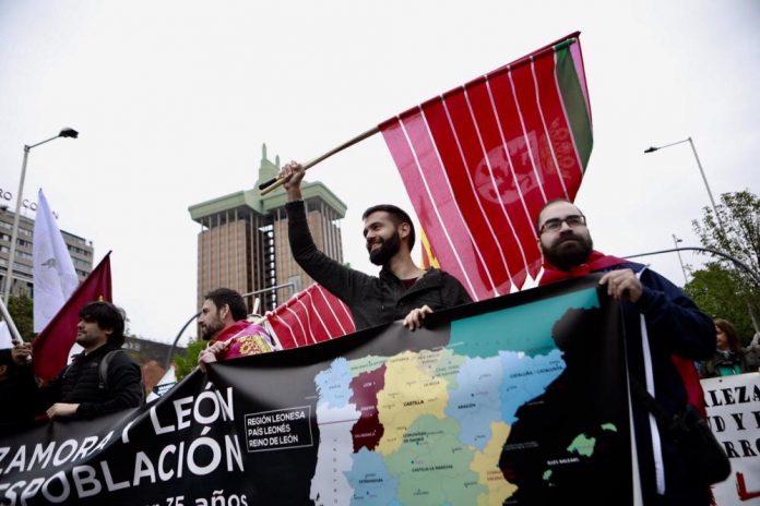 Foto cedida per CCRL - Colectivo Ciudadanos Reino de León