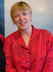 Jody Williams, premi Nobel de la Pau 1997