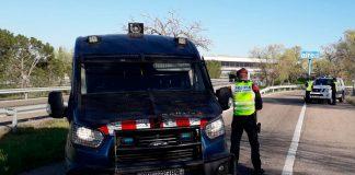 Control de carretera dels Mossos d'Esquadra | Mossos d'Esquadra