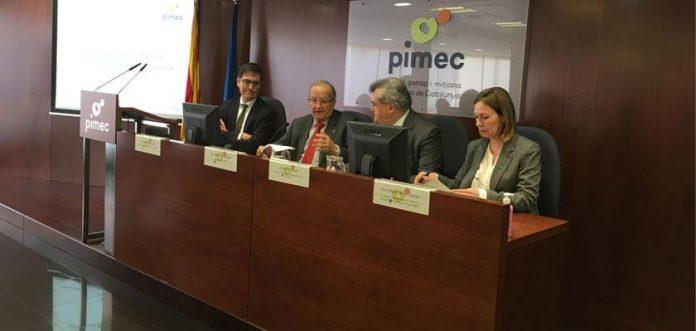 Roda de premsa de PIMEC en relació als efectes del Covid-19 | PIMEC