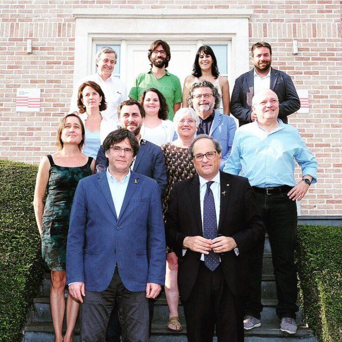 Foto del Consell de Govern del Consell per la República | CxR