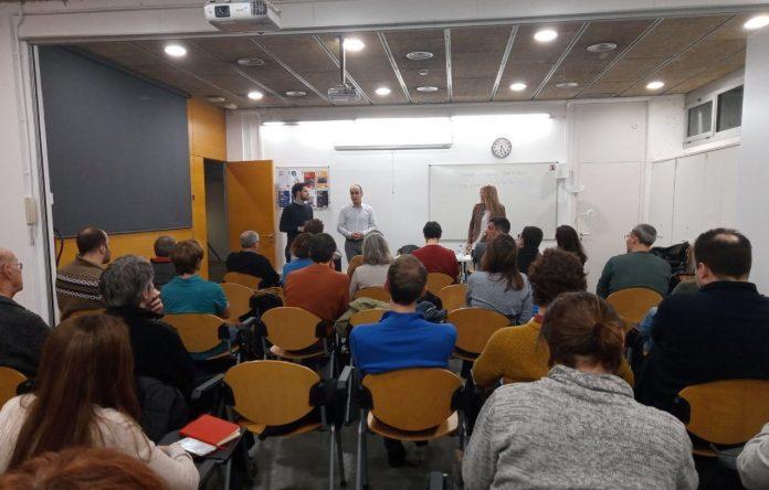 Trobada de voluntaris de Primàries Barcelona que va tenir lloc el gener | Primàries Barcelona