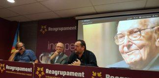 Acte commemoratiu a Heribert Barrera de Reagrupament amb la presència del President Torra | Reagrupament